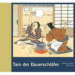 Taro der Dauerschläfer als Buch von Dianne Snyder