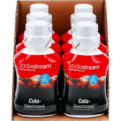 Sodastream Sirup Cola 0,5 Liter, 6er Pack