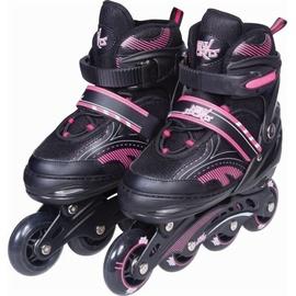 Vedes New Sports schwarz/pink 31-34