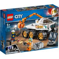 Lego City Rover-Testfahrt