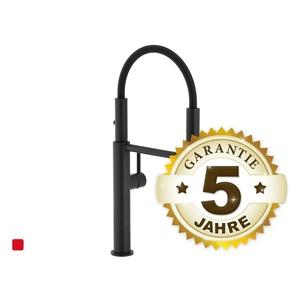 Franke Pescara 360° Black Matt - 11993 Hochdruckarmatur Armatur Wasserhahn