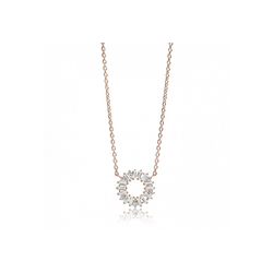 Sif Jakobs Jewellery Halskette im eleganten Look rosa