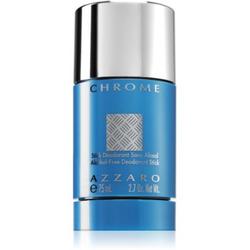 Azzaro Chrome Deodorant für Herren 75 ml