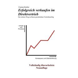 Erfolgreich verkaufen im Direktvertrieb als Buch von Carsten Kettler