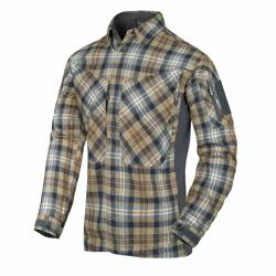 Helikon Tex MBDU Flannel Shirt ginger plaid, Größe 3XL