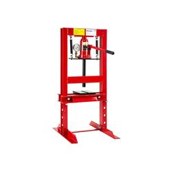 tectake Werkzeug Hydraulikpresse mit 6t Pressdruck