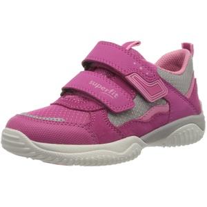 Superfit Mädchen STORM Sneaker, Pink (Rosa/Grau 55), 40 EU