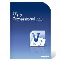 Visio Professional 2010 ESD DE Win