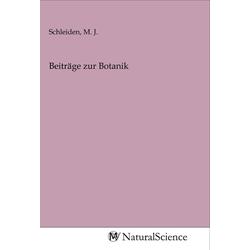 Beiträge zur Botanik als Buch von