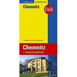 Falk Plan Chemnitz - Buch