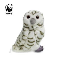 WWF Plüschfigur Plüschtier Schneeeulen Baby (15cm)