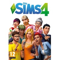 Die Sims 4 Basisspiel (PEGI) (Disc) (PC)