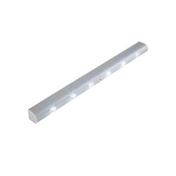 tectake LED Lichtleiste LED-Lichtleiste mit Bewegungsmelder