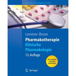 Pharmakotherapie: eBook von