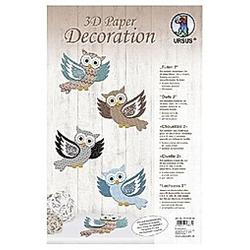 3D Paper Decoration