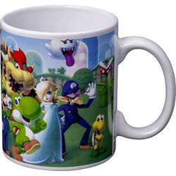 Tasse Super Mario (Mushroom Kingdom)
