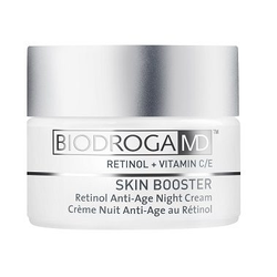 Biodroga MD Skin Booster Retinol Anti-Age Nachtcreme