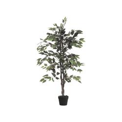 Kunstpflanze Ficus Benjamini, PAPERFLOW, Höhe 120 cm, pflegeleicht