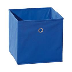 Inter Link Aufbewahrungsbox Faltbox, grün blau