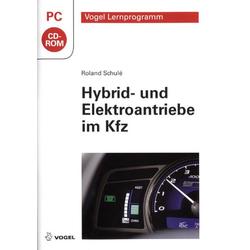 Hybrid- und Elektroantriebe im Kfz