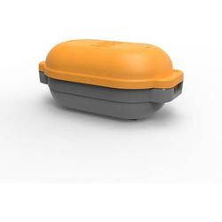 511648 Morphy Richards Mico Potato Mikrowellengeschirr Orange, Schwarz