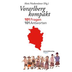 Vorarlberg kompakt als Buch von