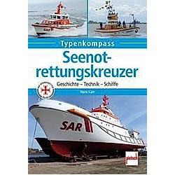 Seenotrettungskreuzer. Hans Karr  - Buch