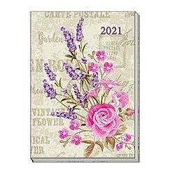 Taschenkalender 2021 Vintage