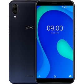 Wiko Y80 Anthracite Blue