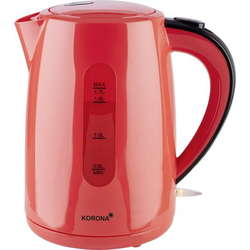 Korona 20132 Wasserkocher schnurlos Rot