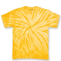 Cyclone Youth T-Shirt | Dyenomite Gold Cyclone XS
