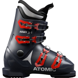 Atomic Skischuh HAWX JR 4 Dark Blue/Red Skischuh