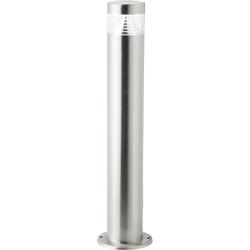 Brilliant Avon G43485/82 LED-Außenstandleuchte 6W Tageslichtweiß Edelstahl