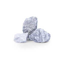 Gabionensteine Marmor Kristall Blau GS, 60-100, 500 kg Big Bag