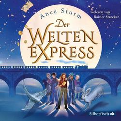 Der Welten-Express (Der Welten-Express 1)