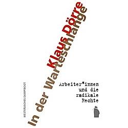 In der Warteschlange. Klaus Dörre  - Buch