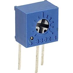 TRU COMPONENTS TSR-3362W-202R Cermet-Trimmer 0.5W 2kΩ 250°
