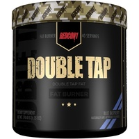 Redcon1 Double Tap Fatburner Blue Raspberry Pulver 200 g
