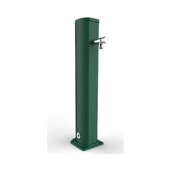 Lavage de pieds vert pour la piscine et cm 16,5x15,5x85 ARKEMA DESIGN - prodotto made in Italy