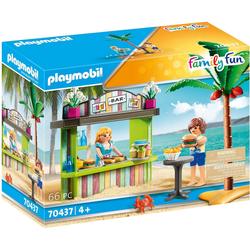 Playmobil® Spielfigur PLAYMOBIL® 70437 Strandkiosk