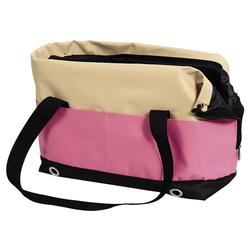 Nobby Tasche Salta beige/pink für Hunde