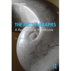 The Arts Therapies: eBook von Phil Jones