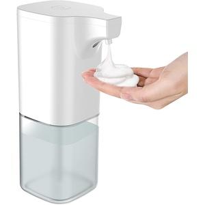 Automatischer Seifenspender für Flüssigseife, mit Infrarot-Bewegungssensor, Nachfüllpackung 350 ml