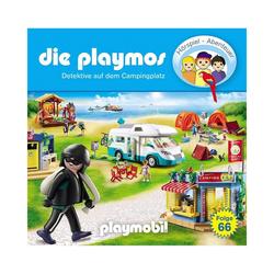 Edel Hörspiel CD Die Playmos 6 - Detektive auf dem Campingplatz