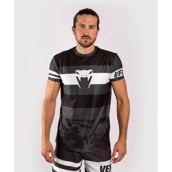 Venum Bandit Dry Tech Shirt - schwarz/grau (Größe: L)