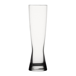 SPIEGELAU Bierglas Vino Grande Weizenbierglas 380 ml, Kristallglas weiß