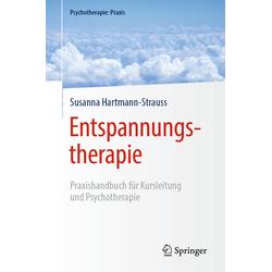 Entspannungstherapie: Buch von Susanna Hartmann-Strauss