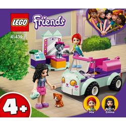 LEGO® Puzzle LEGO® Friends 41439 Mobiler Katzensalon, Puzzleteile