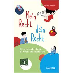 Mein Recht dein Recht als Buch von Barbara Sternthal