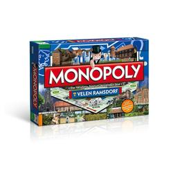 Winning Moves Spiel, Brettspiel Monopoly Velen Ramsdorf